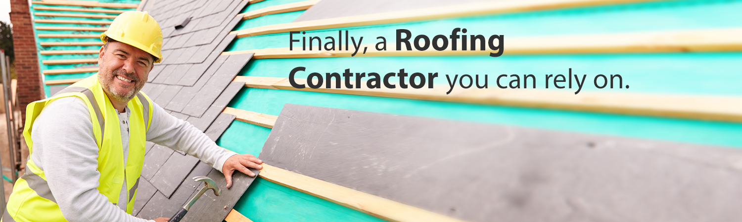 the experts in roof repair Forney
