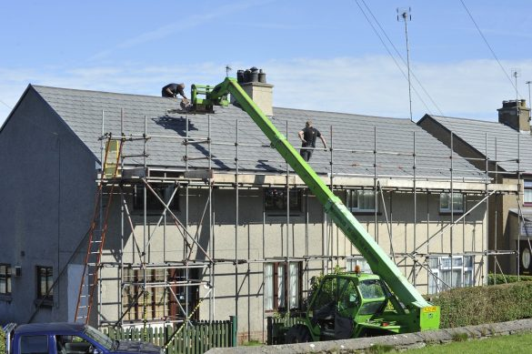 You can get best return of investment with expert roof repair and replacement experts